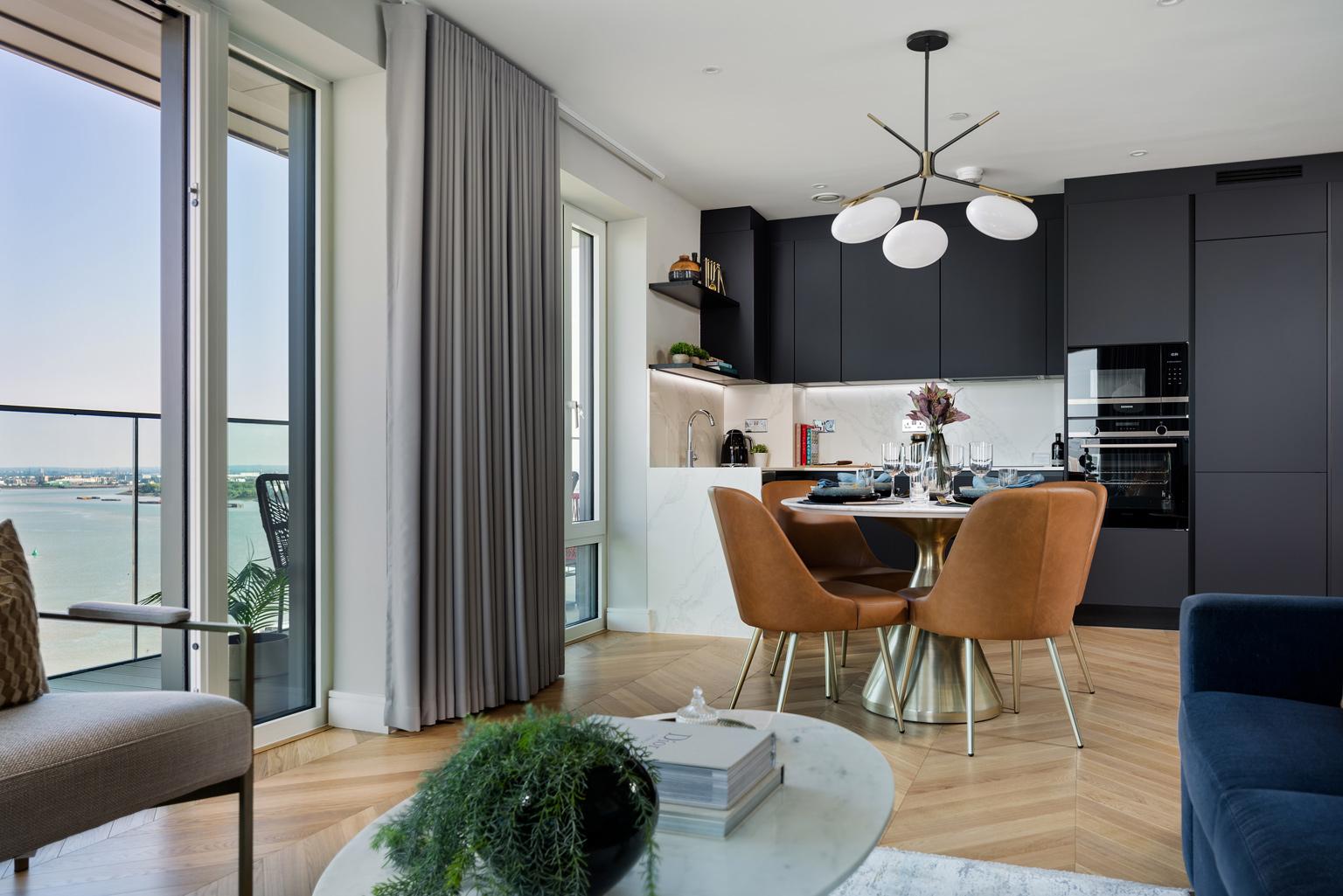Berkeley Homes - Royal Arsenal Riverside - Norton House